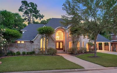 Harris County Single Family Home For Sale: 24610 Creekview Drive