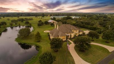 Fort Bend County Farm & Ranch For Sale: 32103 Rogers Road