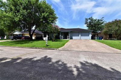 Alvin Single Family Home For Sale: 4860 Slade Ben Lane