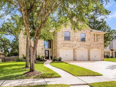 Conroe Single Family Home For Sale: 1620 Cafe Dumonde