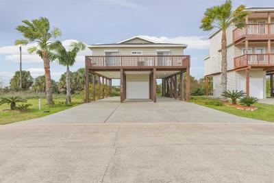 Galveston Single Family Home For Sale: 4105 Isla Del Sol Drive