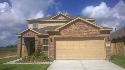 Galveston County Single Family Home For Sale: 3210 Hatteras Drive