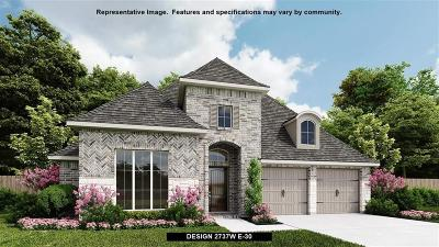 Single Family Home For Sale: 19615 Edwards Plateau Drive