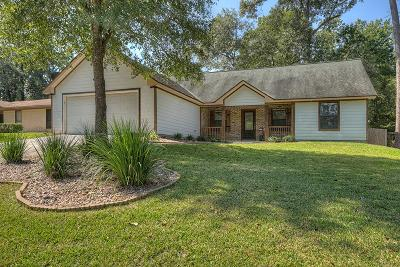 Willis Single Family Home For Sale: 9092 N Comanche Circle