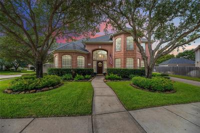 Katy Single Family Home For Sale: 5506 Bridgehaven Court