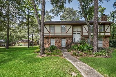 The Woodlands Single Family Home For Sale: 77 Brookflower Road