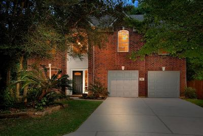 The Woodlands Single Family Home For Sale: 53 S Acacia Park Circle