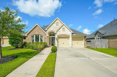 Spring Single Family Home For Sale: 27807 Amy Willow Lane