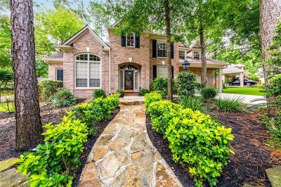The Woodlands Single Family Home For Sale: 11 Verdant Valley Place