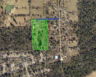 Spring Farm & Ranch For Sale: 7510 Treaschwig Road
