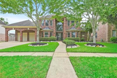 Pearland Single Family Home For Sale: 3502 Senova Drive