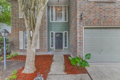 Houston Single Family Home For Sale: 2218 Briarwest Boulevard