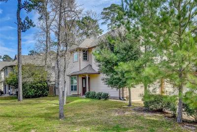The Woodlands Condo/Townhouse For Sale: 18 Fairlee Court