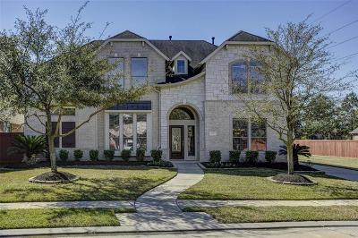 Single Family Home For Sale: 11923 Caddo Point Court