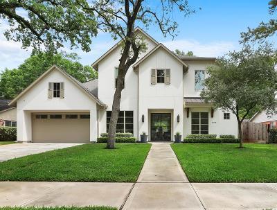 Memorial Single Family Home For Sale: 12938 Tosca Lane