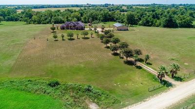 Austin County Country Home/Acreage For Sale: 836 Buenger Road
