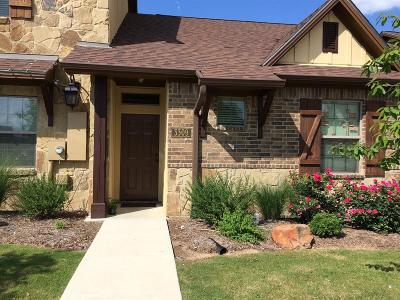 College Station Condo/Townhouse For Sale: 3309 Airborne Avenue
