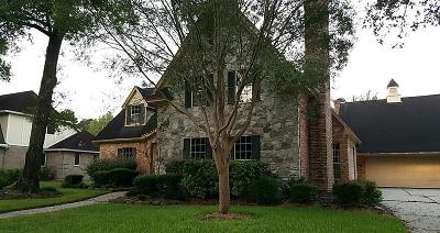 Kingwood Single Family Home For Sale: 2719 Cedarville Drive