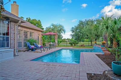 League City Single Family Home For Sale: 2441 Fairway Pointe Drive