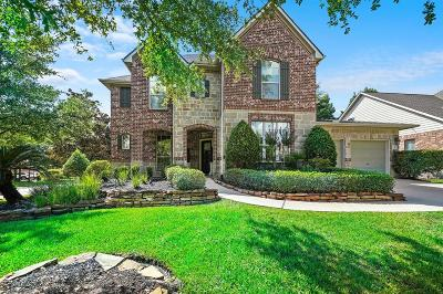 The Woodlands Single Family Home For Sale: 3 Carmeline Drive