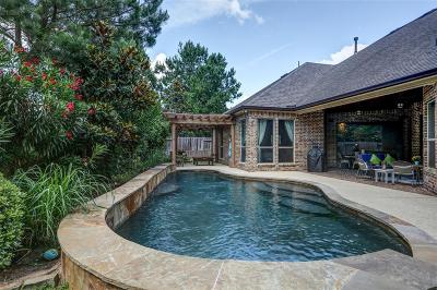 Conroe Single Family Home For Sale: 343 Arbor Trail Lane