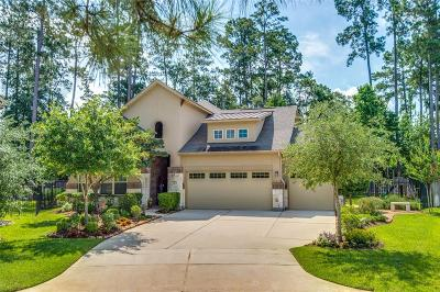 Tomball Single Family Home For Sale: 2 Larchfield Court