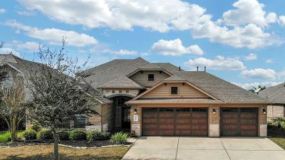 Single Family Home For Sale: 8623 E Windhaven Terrace Trail