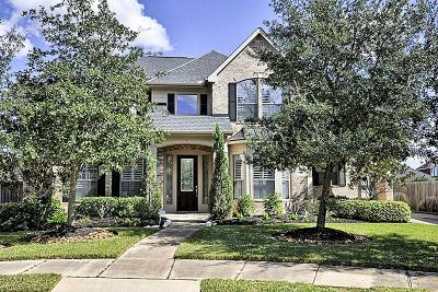 Katy Single Family Home For Sale: 5707 Hawthorne Garden Way