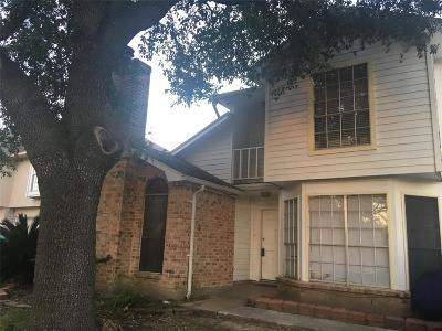 Katy Single Family Home For Sale: 1514 Windys Way