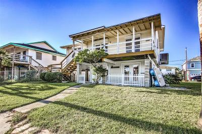 Bayou Vista Single Family Home For Sale: 511 Pompano