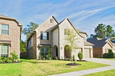 Kingwood Single Family Home For Sale: 21119 Bastide Lane