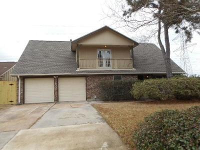 Missouri City Single Family Home For Sale: 1935 Adams