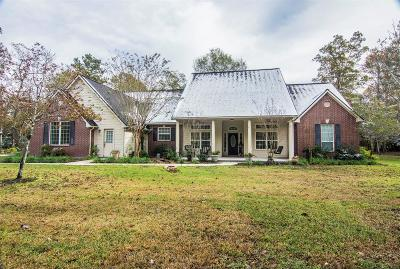 Single Family Home For Sale: 11987 White Oak Crossing
