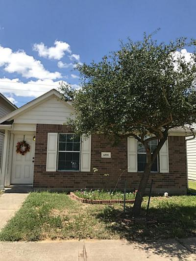 Katy Single Family Home For Sale: 6331 Austinville Drive