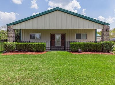 Alvin Single Family Home For Sale: 2402 Clifford Street
