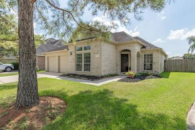Pearland Single Family Home For Sale: 3411 Appleton