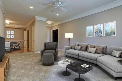 Houston Condo/Townhouse For Sale: 2700 Revere Street #156