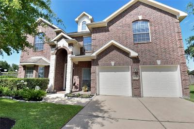 Single Family Home For Sale: 16602 Greenbriar Point Lane