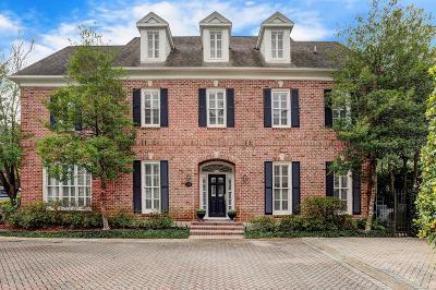 Houston Single Family Home For Sale: 110 Broad Oaks Court