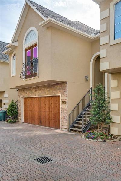 Houston Single Family Home For Sale: 5222 Washington Avenue