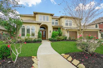 Katy Single Family Home For Sale: 27302 Hollow Pass Lane