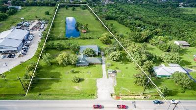 Baytown Residential Lots & Land For Sale: 2319 W Cedar Bayou Lynchburg Road