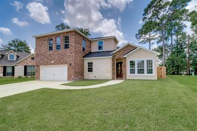Single Family Home For Sale: 15407 Misty Hollow Drive
