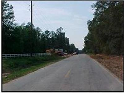 Huffman Residential Lots & Land For Sale: 28017 Huffman Cleveland Road