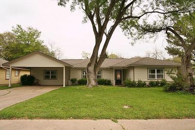 Houston Single Family Home For Sale: 1710 Ronson Road