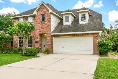 Humble Single Family Home For Sale: 19010 Hikers Trail Drive