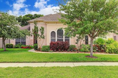 Seabrook Single Family Home For Sale: 2029 Ketch Court