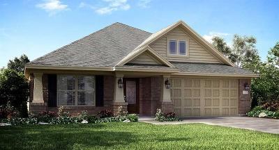 Rosenberg Single Family Home For Sale: 2614 Belmont Park Lane