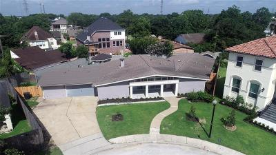 Ayrshire Single Family Home For Sale: 4054 N Braeswood Boulevard