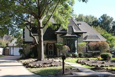 Houston Single Family Home For Sale: 5318 Manor Glen Drive